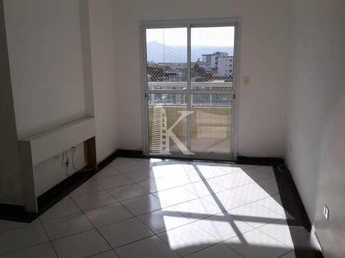 Apartamento, código 4678 em Praia Grande, bairro Guilhermina