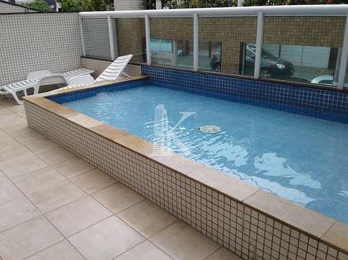 Apartamento, código 4706 em Praia Grande, bairro Boqueirão