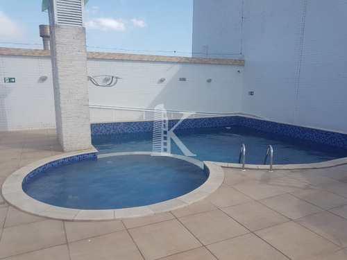 Apartamento, código 4753 em Praia Grande, bairro Guilhermina