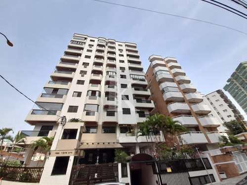 Apartamento, código 4864 em Praia Grande, bairro Guilhermina