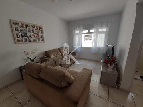 Apartamento, código 4888 em Praia Grande, bairro Guilhermina