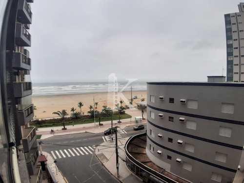 Apartamento, código 4935 em Praia Grande, bairro Guilhermina