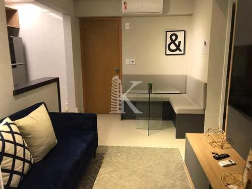 Apartamento, código 5010 em Praia Grande, bairro Boqueirão
