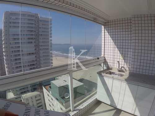 Apartamento, código 5074 em Praia Grande, bairro Aviação