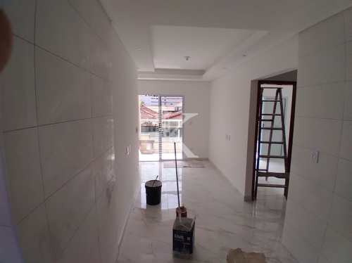 Casa, código 5076 em Praia Grande, bairro Guilhermina