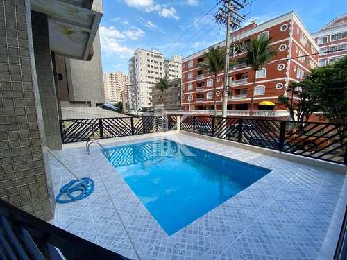 Apartamento, código 5227 em Praia Grande, bairro Tupi