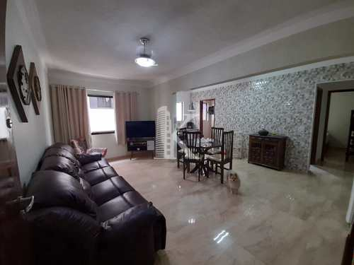 Apartamento, código 5234 em Praia Grande, bairro Guilhermina