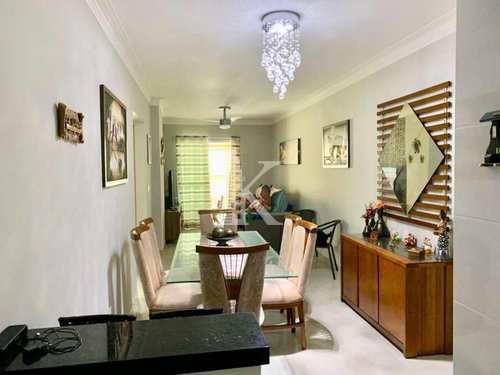 Apartamento, código 5241 em Praia Grande, bairro Aviação