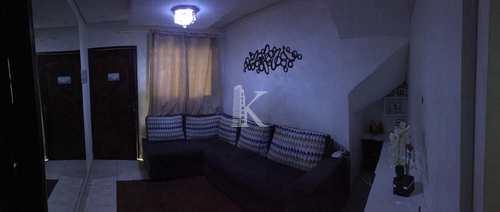 Casa de Condomínio, código 5293 em Praia Grande, bairro Jardim Trevo