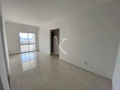 Apartamento, código 5306 em Praia Grande, bairro Guilhermina