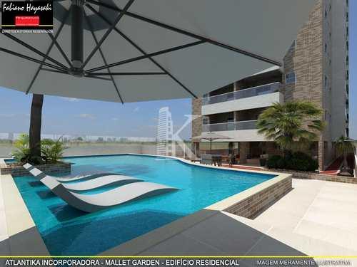 Apartamento, código 5307 em Praia Grande, bairro Canto do Forte