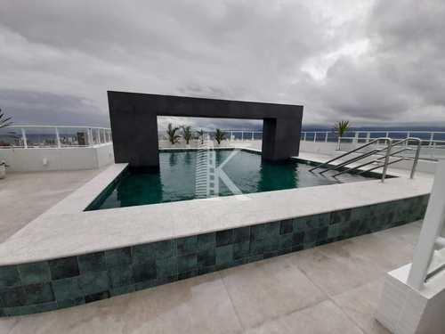 Apartamento, código 5375 em Praia Grande, bairro Guilhermina