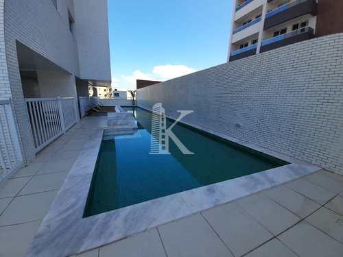 Apartamento, código 5396 em Praia Grande, bairro Boqueirão