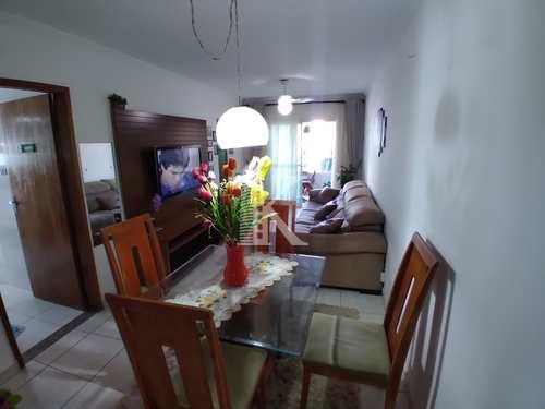 Apartamento, código 5422 em Praia Grande, bairro Guilhermina
