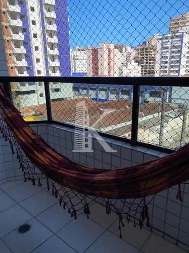 Apartamento, código 5431 em Praia Grande, bairro Aviação