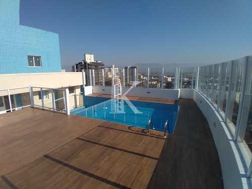 Apartamento, código 5737 em Praia Grande, bairro Guilhermina