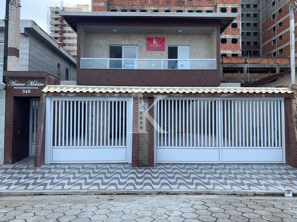 Casa de Condomínio em Praia Grande, no bairro Ocian