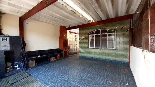 Casa, código 5851 em Praia Grande, bairro Maracanã