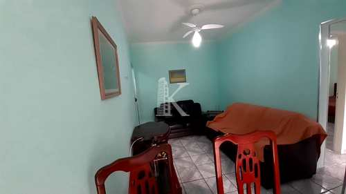 Apartamento, código 5876 em Praia Grande, bairro Guilhermina