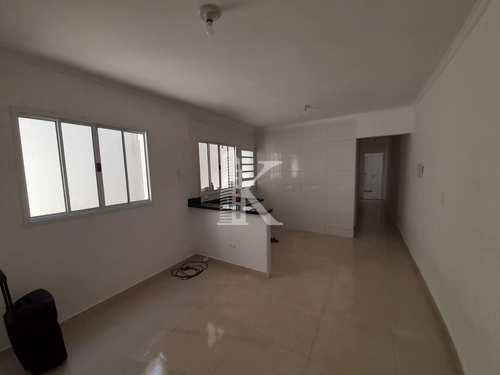 Casa de Condomínio, código 5929 em Praia Grande, bairro Antártica