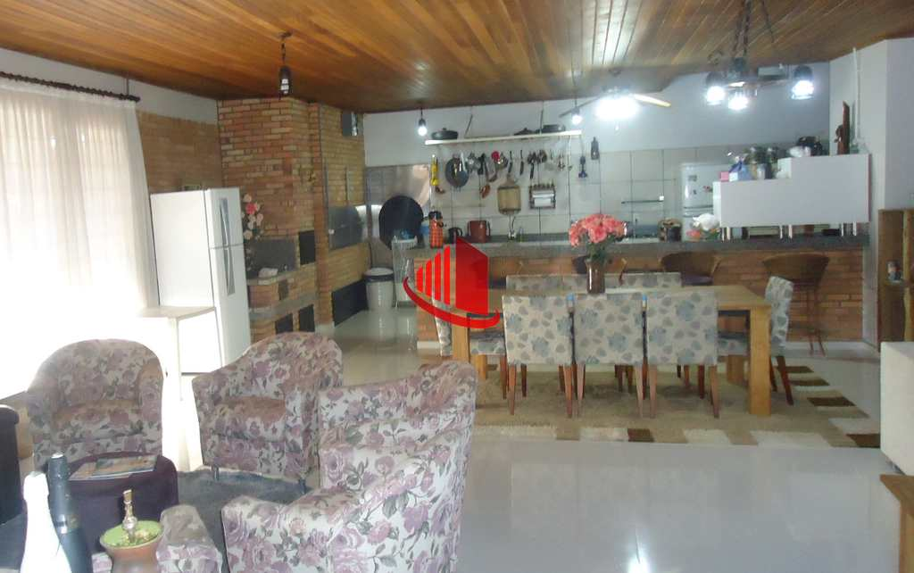 Casa em Chapecó, no bairro Centro (Marechal Bormann)
