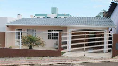 Casa, código 645 em Chapecó, bairro Passo dos Fortes