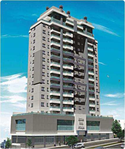 Apartamento, código 839 em Chapecó, bairro Centro