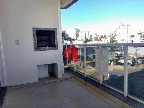 Apartamento, código 923 em Chapecó, bairro Presidente Médici