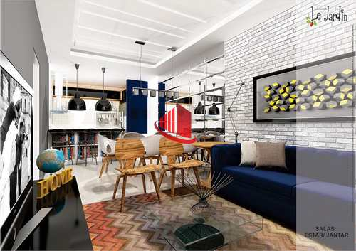 Apartamento, código 967 em Chapecó, bairro Centro