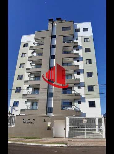 Apartamento, código 1203 em Chapecó, bairro Passo dos Fortes