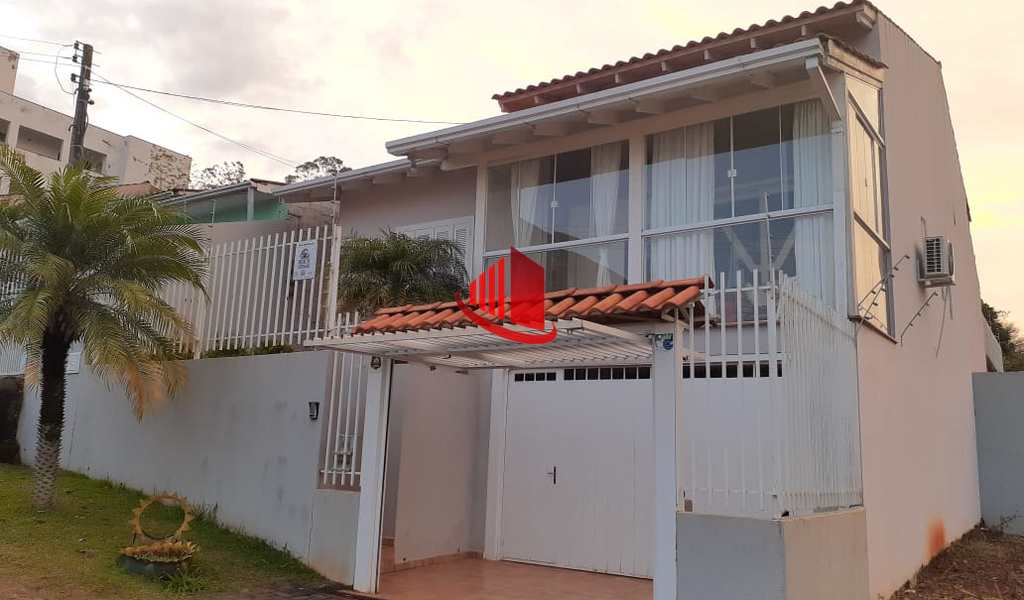 Casa em Chapecó, bairro Esplanada