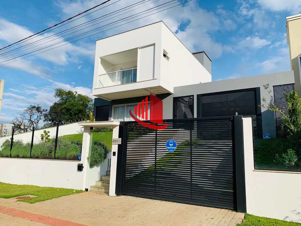 Casa em Chapecó, no bairro Jardins