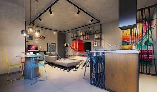 Apartamento, código 1528 em Chapecó, bairro Centro