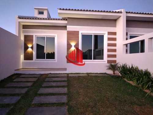 Casa, código 1534 em Chapecó, bairro Desbravador