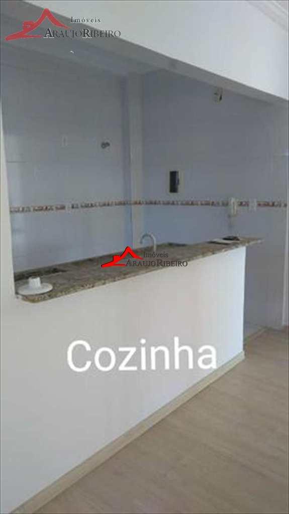 Apartamento em Taubaté, bairro Chácara do Visconde