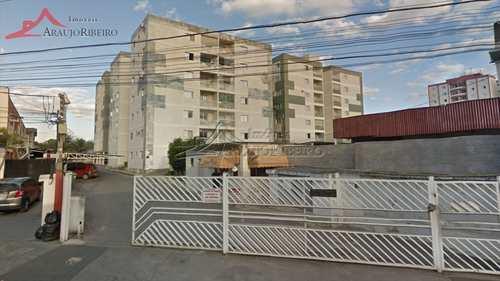 Apartamento, código 4129 em Taubaté, bairro Areão
