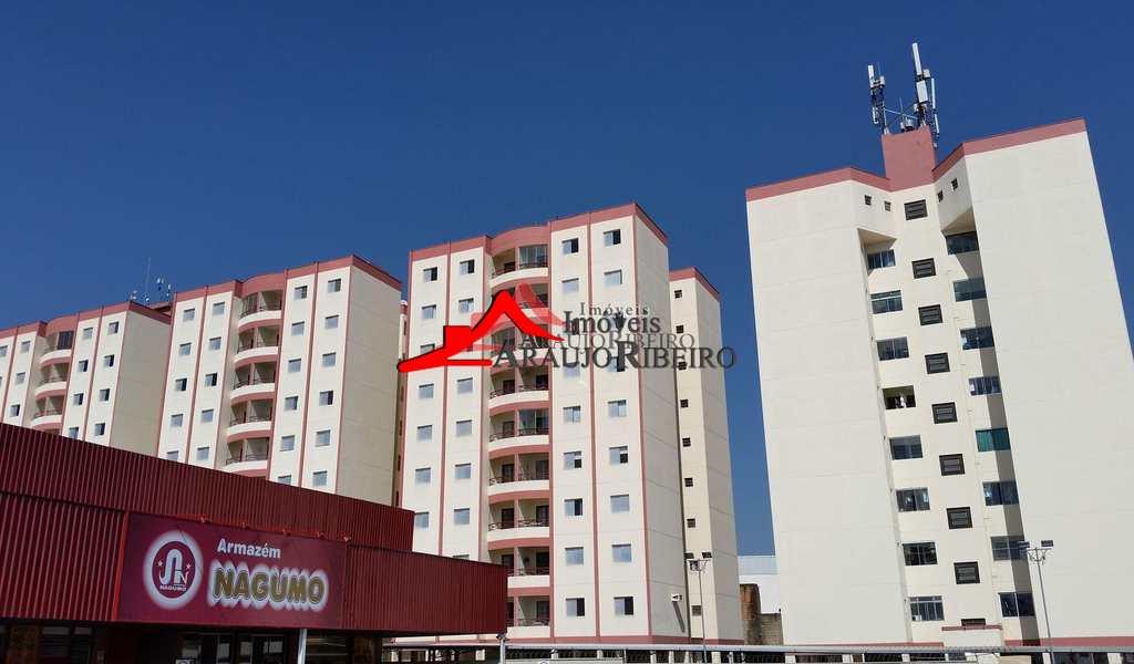 Apartamento em Taubaté, bairro Parque Santo Antônio