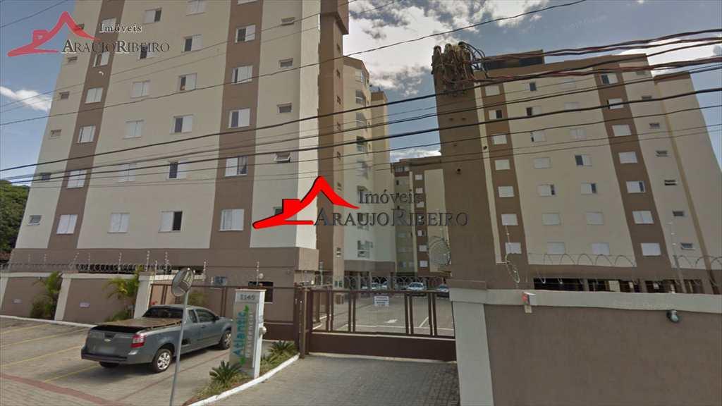 Apartamento em Taubaté, bairro Vila São José