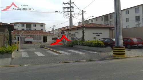 Apartamento, código 3382 em Taubaté, bairro Jardim Jaraguá