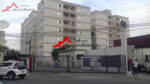 Apartamento, código 3364 em Taubaté, bairro Areão