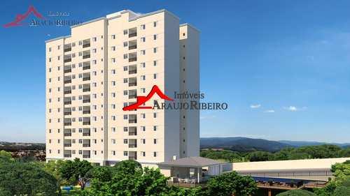 Apartamento, código 3303 em Taubaté, bairro Parque Senhor do Bonfim