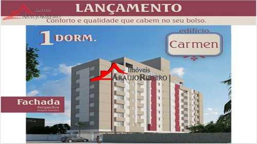 Apartamento, código 3145 em Taubaté, bairro Barranco