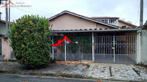 Casa, código 1137 em Taubaté, bairro Vila São Geraldo