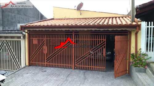 Casa, código 1123 em Taubaté, bairro Chácara Santa Luzia
