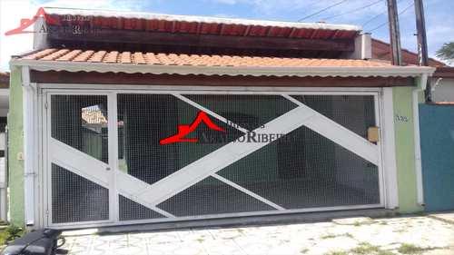Casa de Condomínio, código 1102 em Taubaté, bairro Residencial São Charbel