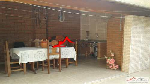 Casa, código 1036 em Taubaté, bairro Parque Santo Antônio