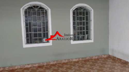 Casa, código 60106 em Taubaté, bairro Areão
