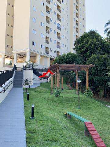 Apartamento, código 60149 em Taubaté, bairro Residencial Novo Horizonte