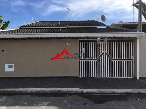 Casa, código 60161 em Taubaté, bairro Esplanada Santa Helena
