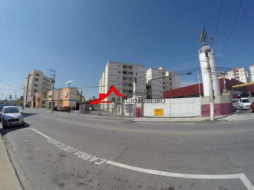 Apartamento, código 60172 em Taubaté, bairro Areão